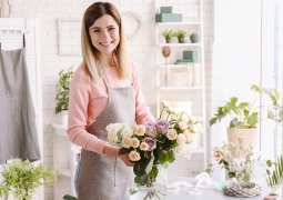 Virágkötő és virágkereskedő tanfolyam